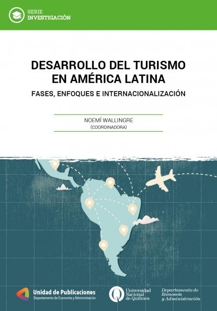 Desarrollo del turismo en Ameacuterica Latina