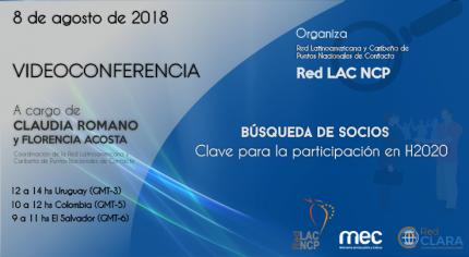 Buacutesqueda de socios en Horizonte 2020