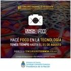 Concurso Ciencia en Foco Tecnología en Foco