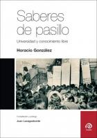 Charla con Horacio González en la UNQ