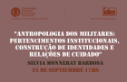 La Dra Silvia Monnerat Barbosa en la UNQ