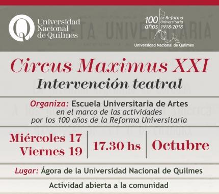 Circus XXI