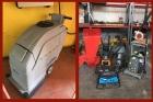 Nuevas herramientas eléctricas y maquinarias de limpieza en la UNQ