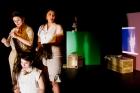 Teatro en la UNQ 25 de noviembre o el comportamiento de las mariposas