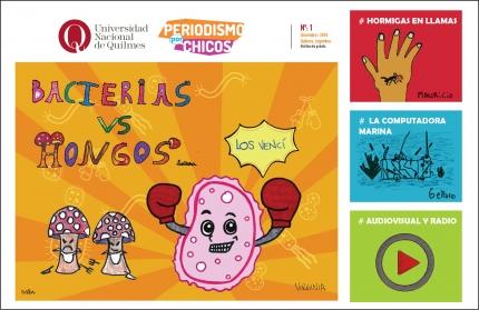Periodismo por chicos - Semana de la Ciencia 2018