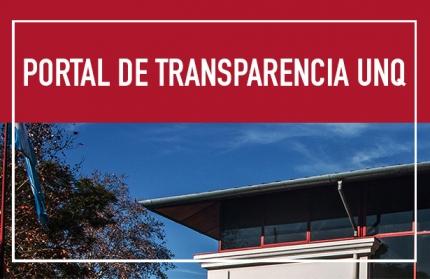 Nuevo Portal Trasparencia UNQ