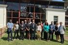 Autoridades de CLACSO en la UNQ