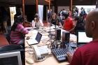 Se realizó la Radio Abierta por el 43 Aniversario de la última dictadura cívico-militar
