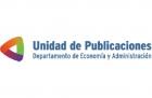 8 Convocatoria de la Unidad de publicaciones del Departamento de Economía y Administración