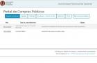 Nuevo Portal de Compras Públicas de la UNQ