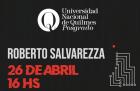 Roberto Salvarezza presenta Ciencia y tecnología diagnóstico y perspectivas