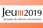 Jornadas de edición universitaria 2019