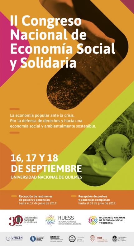 II Congreso Nacional en Economiacutea Social y Solidaria