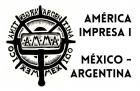 Exposición América Impresa I México - Argentina