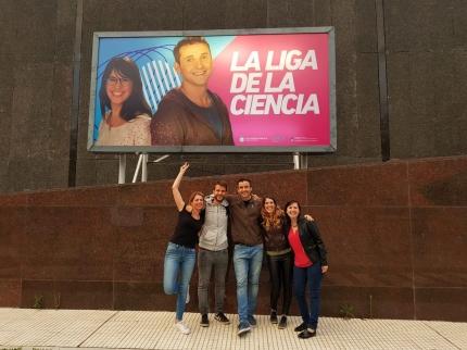 La Liga de la Ciencia el mejor Programa CulturalEducativo