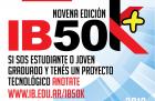 Concurso de planes de negocios de base tecnológica IB50k