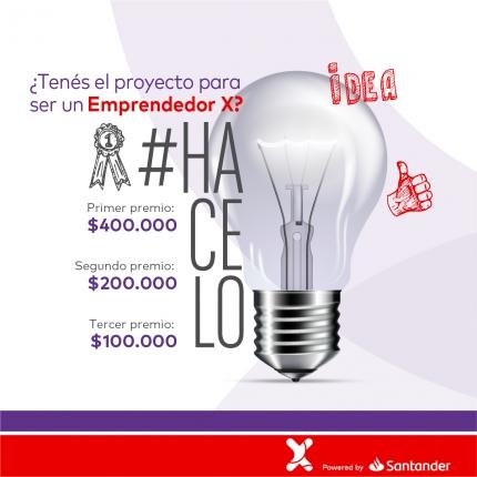Premio Emprendedor X
