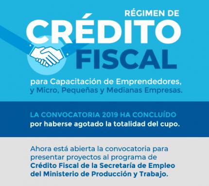 Reacutegimen de Creacutedito Fiscal