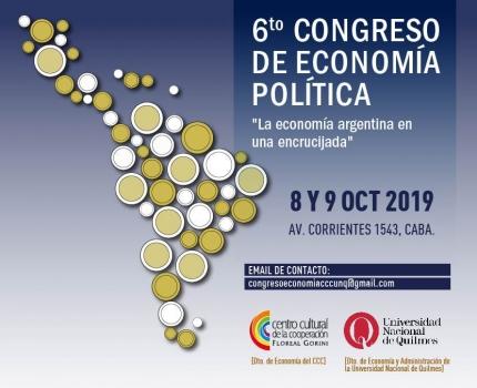 Congreso Economiacutea Poliacutetica