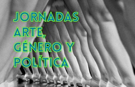 Jornadas Arte Geacutenero y Poliacutetica