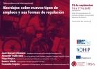 Abordajes sobres nuevos tipos de empleos y sus formas de regulación
