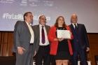 Graduada de la UNQ recibió el Premio LOréal-Unesco