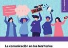 Se presenta el libro La comunicación en los territorios