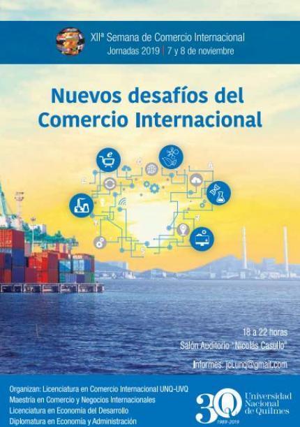 12ordm Edicioacuten de la Semana de Comercio Internacional