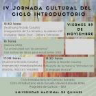 IV Jornada Cultura del Ciclo Introductorio