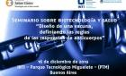 Seminario sobre Biotecnología