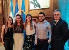 La UNQ participó del lanzamiento del Programa Bienvenue en France