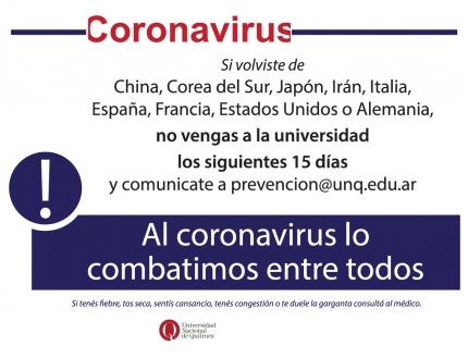 Coronavirus D
