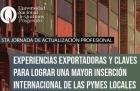 5ta Jornada de Actualización Profesional en Comercio Internacional en la UNQ
