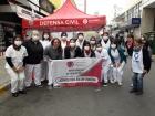 Alumnos de la Licenciatura en Enfermería se suman a campaña de vacunación
