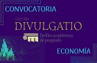 PRRROGA Convocatoria para publicar en la Revista Divulgatio de economía