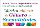 Sexto encuentro del ciclo de charlas Proyecto Feminista