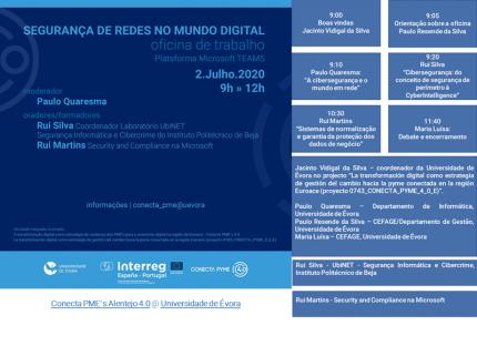 Seguranccedila de Redes no mundo digital
