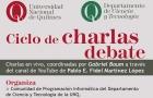 Charlas debate en vivo sobre el rol de la tecnología en tiempos de pandemia