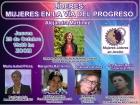 Líderes mujeres en la vía del progreso
