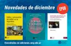 Editorial UNQ Novedades de diciembre