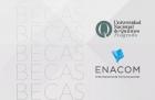 Becas para miembros de ENACOM
