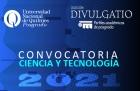 Convocatoria 2021 Divulgatio perfiles académicos de posgrado de Ciencia y Tecnología