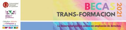 Becas Trans-formacioacuten