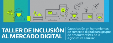 Taller de inclusioacuten al mercado digital