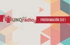 UNQradio novedades de julio
