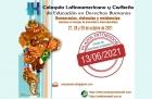 IX Coloquio de la ReDLaCEDH Nuevo plazo para el envío de resúmenes