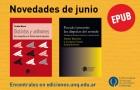 Editorial UNQ Novedades de junio