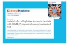 La UNQ en The Lancet Una investigación para combatir el COVID-19