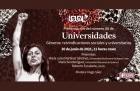 Webinar Géneros Reivindicaciones sociales y universitarias