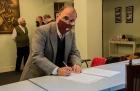 La UNQ celebró la constitución de Bioempresa creada junto a otras universidades nacionales